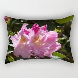 Pink Pretty Rectangular Pillow
