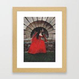 DARK FAIRYTALE Framed Art Print