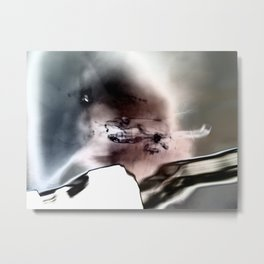 Tooth Hurts.; Hes x ae.; Metal Print
