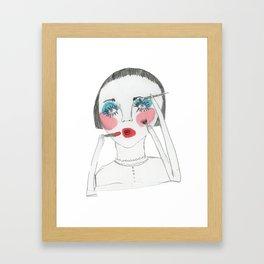 nenita loka 2 Framed Art Print