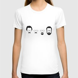 Evolution of Walter T-shirt