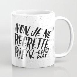 Edith Piaf Coffee Mug