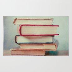 Books Love Rug