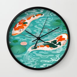 Pisces Star sign Wall Clock