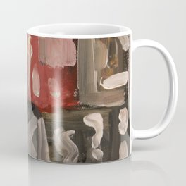 Colourful Chaos VII Coffee Mug