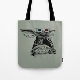 No Water After Midnight Tote Bag