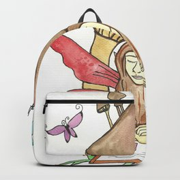 Bookworm Backpack