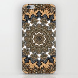 Nest Mandala iPhone Skin