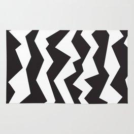 80s Zigzag Rug