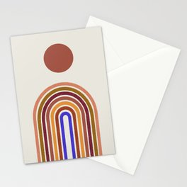 Rainbow, Arch  Stationery Cards