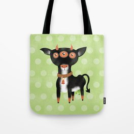 Cowter Space Tote Bag