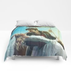 Wouldn't It Be Romantic Comforters
