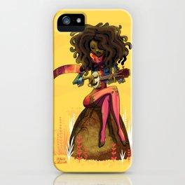 Valerie iPhone Case