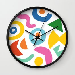 Geom Wall Clock