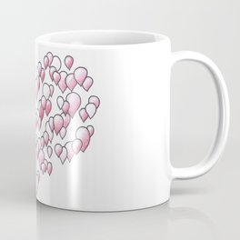 99 Red Balloons Coffee Mug