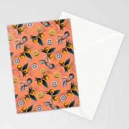 Unfinished Lemons Stationery Cards