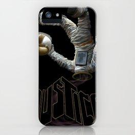 Justice-Planisphere iPhone Case