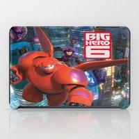 big hero 6 iPad Cases featuring Big Hero 6  by store2u