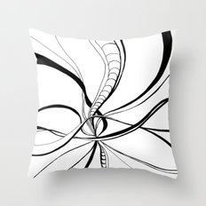 Benthic Realm Throw Pillow