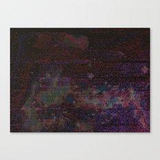 whoareyou Canvas Print