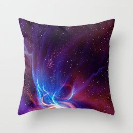Nebulaic Throw Pillow