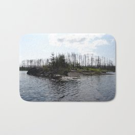 Tree Island Bath Mat