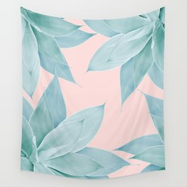 Agave Flower Dream #1 #tropical #decor #art #society6 Wall Tapestry