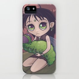 Grublings iPhone Case