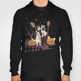 halloween cats Hoody