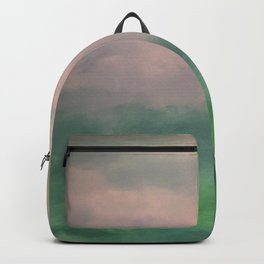 Valley of Dreams - Abstract nature Backpack