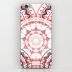 Floral abstract iPhone & iPod Skin