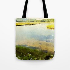 Mount Desert Island Tote Bag