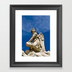Song of the Angels Framed Art Print