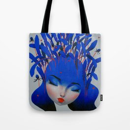 A Bluegrass state of mind Tote Bag