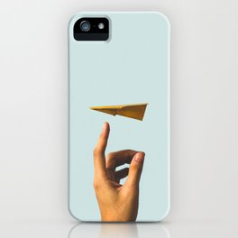 Midas Touch iPhone Case
