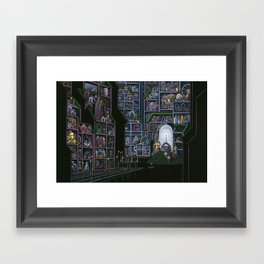 Age of Reason Framed Art Print