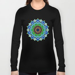 Mandala freedom Long Sleeve T-shirt