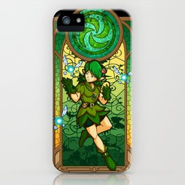 Sage of the Forest iPhone Case