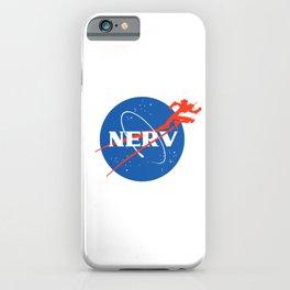 Nerve Aeronautics iPhone Case