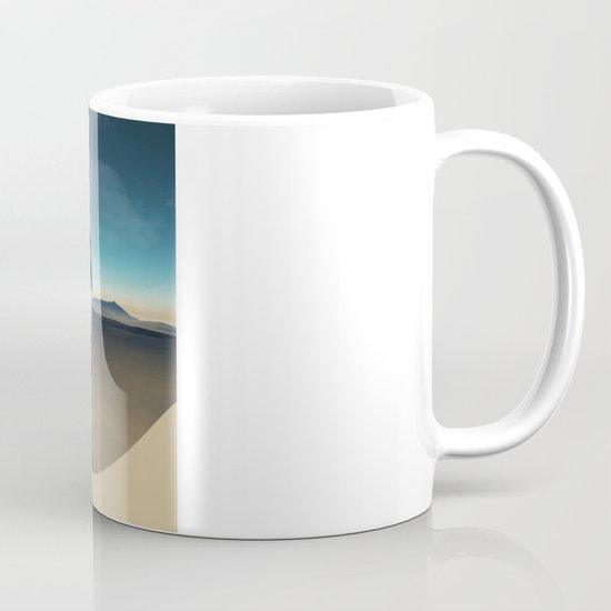 desert sphere void Mug