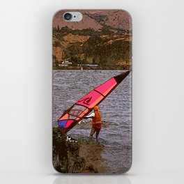 Columbia Gorge iPhone Skin