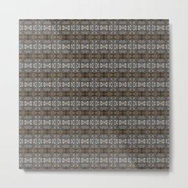 Leaf Cell - Infinity Series 005 Metal Print