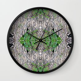 Manifestation Portal Wall Clock