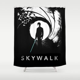 SKYWALK Shower Curtain