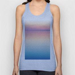 Rainbow Sunset Ocean Unisex Tank Top