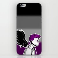 asexual iPhone & iPod Skins featuring Asexual Cas by Dreki