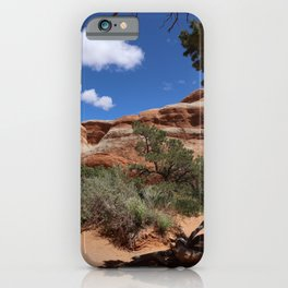 The Beauty Of Utah iPhone Case