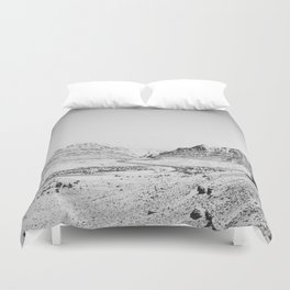 SPOTTED WOLF CANYON / Utah Duvet Cover