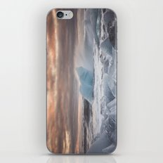 The Ice Cold Heaven iPhone Skin