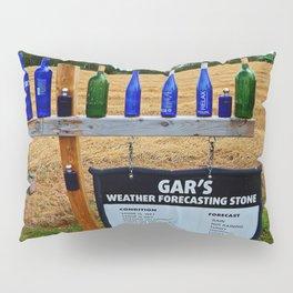 Gar's Weather Forecasting Stone Pillow Sham